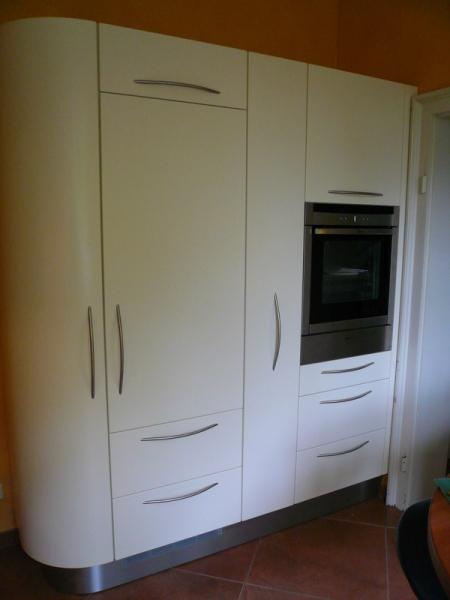 Küche | Holz und Glas - Schreinerei | {Nischenverkleidung küche 26}